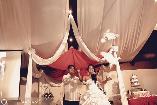 St therese lahug wedding