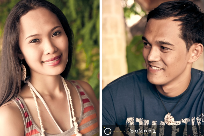 Cebu Wedding Photographer | Portraits by Bukool