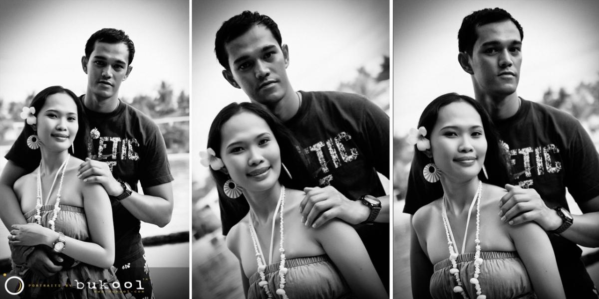 Cebu Wedding Photographer | Portraits by Bukool