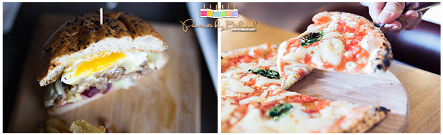 canvas bistro, la nostra pizzeria napoletana cebu, food photography, product photography