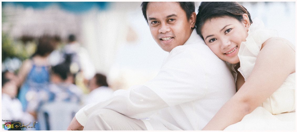 Cebu Wedding Photographer, Cebu Wedding Package, Sto. Niño de Mactan Parish, OM Shanty Resort Wedding