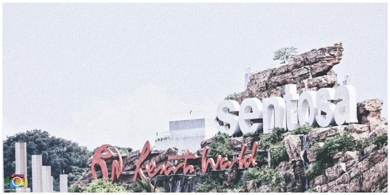 Singapore Prenup, Cebu Wedding Photographer, Portraits by Bukool, Cebu Wedding Package,Sentosa Resorts World