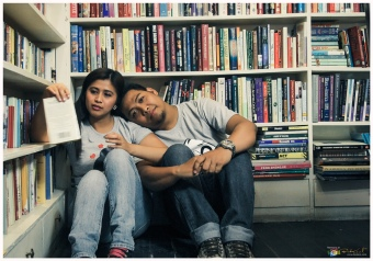 Library Themed Prenup, Best Places in Cebu for Prenup, Cebu Wedding Photographer, La Belle Bookshop Prenup