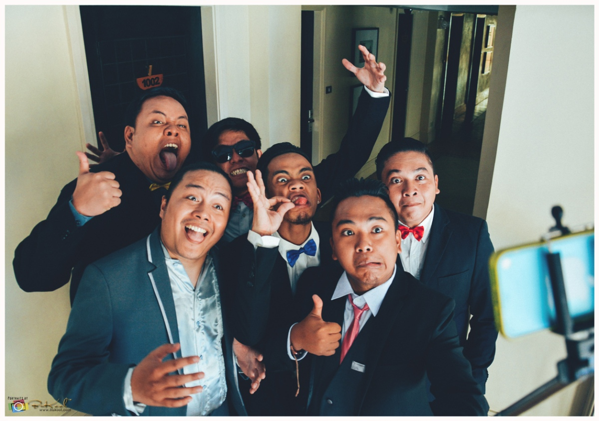 Canon 60D; Portraits by Bukool; Jeriel-Nikie Wedding; Cebu Wedding Photographer; Cebu Wedding; Cebu Wedding Packages; Casino Español Wedding; Pop Art Theme; Crown Regency Wedding; Sakdap; Cattski; VSCO Film 05; Groom's Men