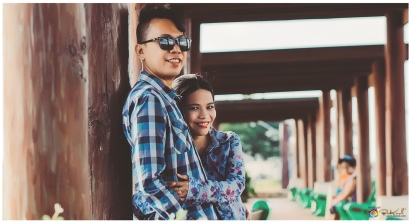 Superman-Themed Prenup, Sugbo SRP, SRP Prenup, Best Place for Prenup in Cebu, Bukool, Albretz-Betchay Prenup, SRP Baywalk
