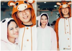 Cafe Tiala Prenup, Winnie The Pooh Prenup, Best Place for Prenup in Cebu, Bukool, Albretz-Betchay Prenup