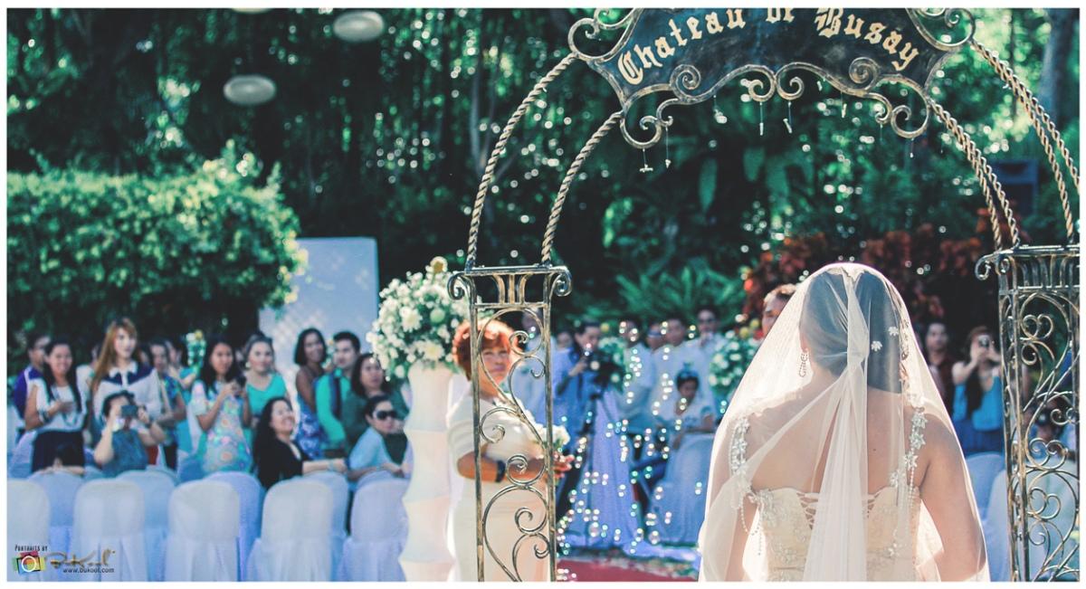 Chateau De Busay Garden Wedding Marco Polo Plaza Wedding Cebu Wedding Package Cebu Wedding