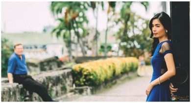 Portraits by Bukool; George-Mimi Prenup; Cebu Wedding Photographer; Cebu Wedding Packages; Fort San Pedro Prenup; Cebu Prenup; Plaza Independencia Prenup; Best Places for Prenup in Cebu; Cafe Noriter Prenup;