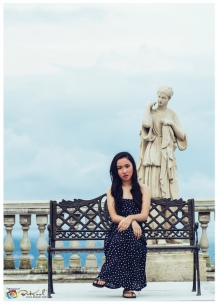 Temple of Leah Gallery, Pre-Debut Shoot, Cebu Wedding Photographer, Micaela Ortega, Busay Cebu City, Victoria's Secret Theme