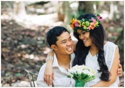 Best Places for Prenup in Cebu, Bohemian Theme, Boho Chic, Camp Marina Prenup, Peppermint Makeup Artistry, Raine Miro