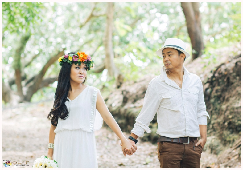 Boyet + May June | Bohemian Engagement Session