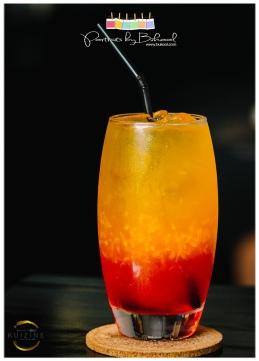 kuizine restaurant, paper clips, food photography, mango float shake, cebu restaurants
