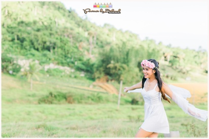 sirao flower farm, sirao peak, ayala heights cebu, pre-debut session, debut teaser, aj rodil pre-debut, debut photography