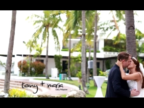 Movenpick Hotel Cebu, Beach Wedding Cebu, Heavenly Weddings, Bukool Films, Dennis Carpio Photography, Rica Mesterio Makeup Artist, Cebu Wedding Videographer