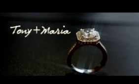 Tony-Maria Singapore Wedding Video