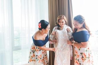Portraits by Bukool — Ryan + Mae Ryan + Mae Wedding | Pedro