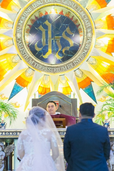 Wedding Ceremony: Archbishop's Palace | Pedro Calungsod Chapel
