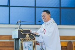 Officiating Priest: Rev. FR. Kirby Bagaslao, MDJ