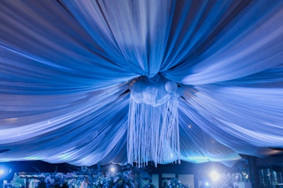 Reception: Beverly View Events Pavilion