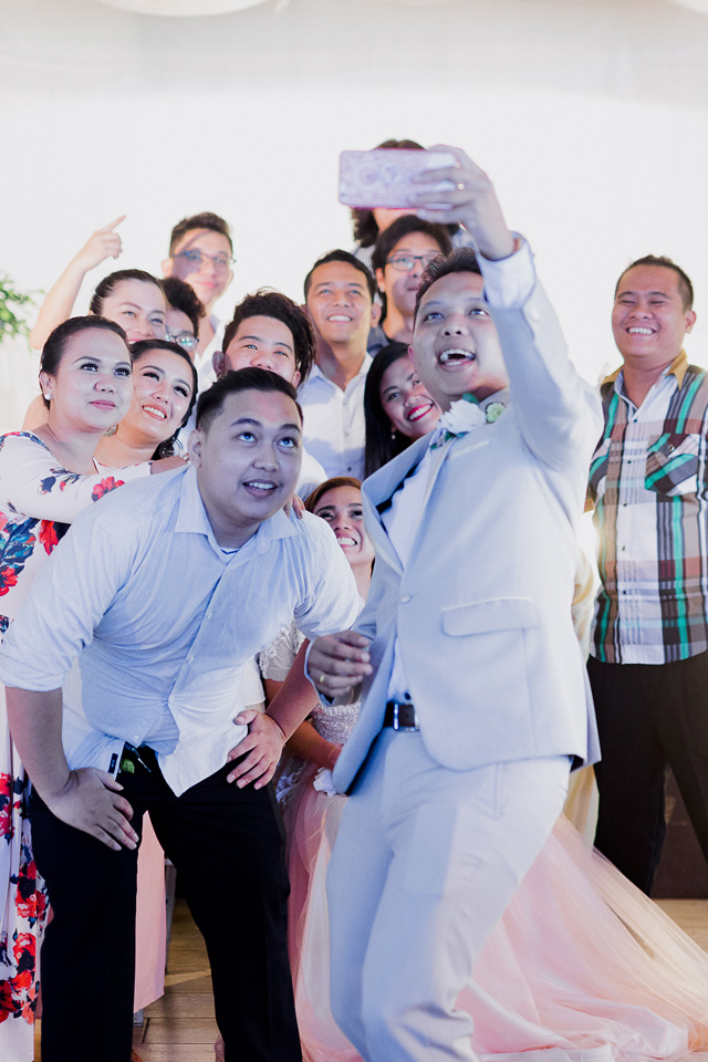 Adrian and Stephany Wedding; Beverly View Events Pavilion Wedding; Cebu Wedding Photographer and Videographer; First of April; Padgett's Place Lahug Wedding; Redemptorist Church Wedding Cebu; Portraits by Bukool; BukoolFilms; Cupkeyk N Art; Toni Salumag; Alwin Juanico