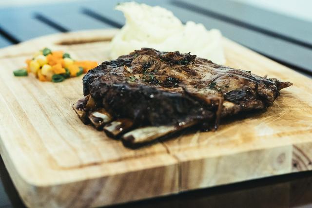 Food Photography Cebu, Product Photography, The Meat House Cebu, Pork Steak, Wagyu Beef