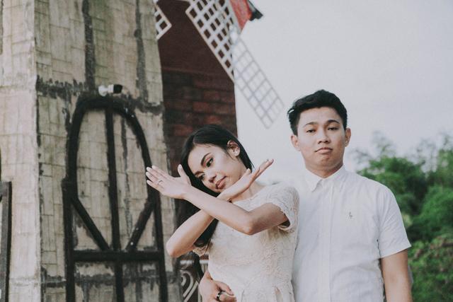 Mormons Wedding, Temple of Leah Prenup, Sirao Flower Farm Prenup, Little Amsterdam of Cebu, Marlou-Mary Prenup, Portraits by Bukool, BukoolFilms, Max Golosino Makeup Artist
