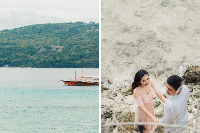 Joseph-Maze Cebu Prenup, Portraits by Bukool, Sumilon Island, Joshua Arong Bacolod, Oslob Ruins, Cebu Wedding Photographer, Seascape Beach Resort