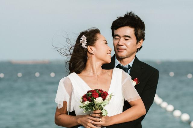 Intimate Wedding in Cebu, Masaki and Carol Wedding, Crimson Resort and Spa Mactan, Crimson Wedding, Cebu Wedding Photographer, H&L Events Authority, Joshua Arong Bacolod, BukoolFilms, Cebu Wedding Videographer, Portraits by Bukool